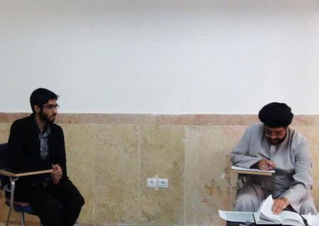 آزمون مجدد سالانه حفظ قرآن و نهج البلاغه برگزار شد