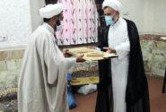 طلاب جهادی فعال در بیمارستان های یزد تجلیل شدند