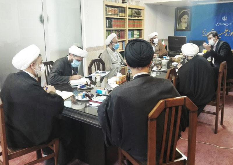 دهمین جلسه ستاد حوزوی بحران برگزار شد