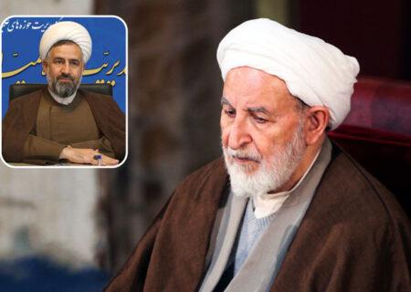 مرحوم آیت الله یزدی از یاوران بنیانگذار انقلاب و رهبری بود
