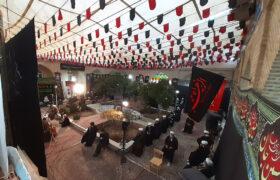 گزارش تصویری از مراسم بزرگداشت علامه مصباح یزدی در مدرسه شفیعیه