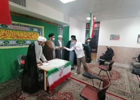 طلاب پژوهشگر مدرسه شفیعیه تجلیل شدند