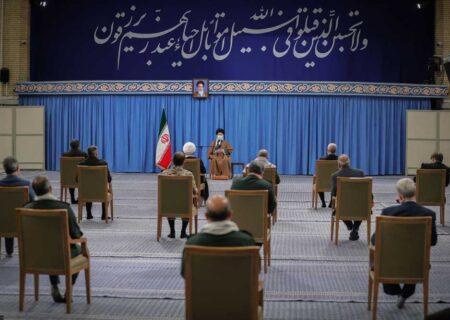 بیانات رهبری در دیدار اعضای ستاد برگزاری کنگره ملّی چهار هزار شهید استان یزد