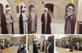 تصاویر افتتاح مرکز پژوهش حضرت امیرالمومنین(ع)